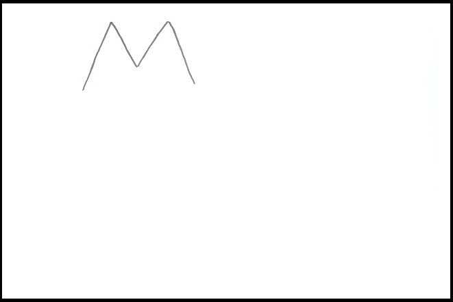 661x442 my child eva full of life learn to draw mouse with letter m