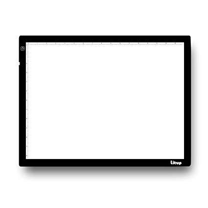 425x425 litup light box inch light pad light