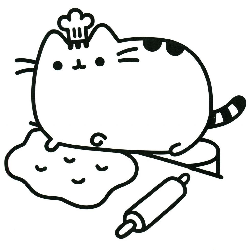 1024x1019 Modest Cat Coloring Pages Nyan Mofassel Me