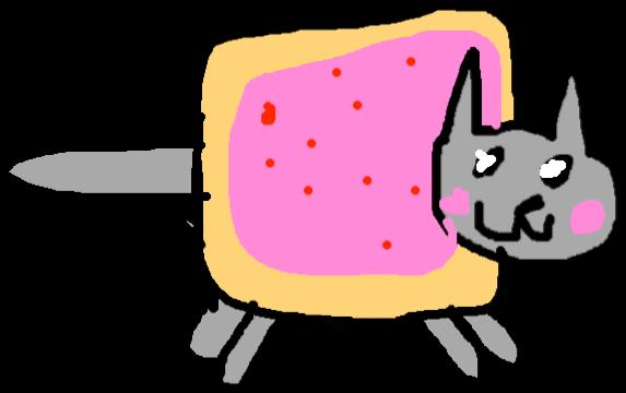573x360 Nyan Cat Tynker