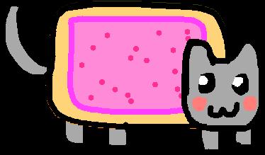 374x219 Nyan Cat Meme! Tynker