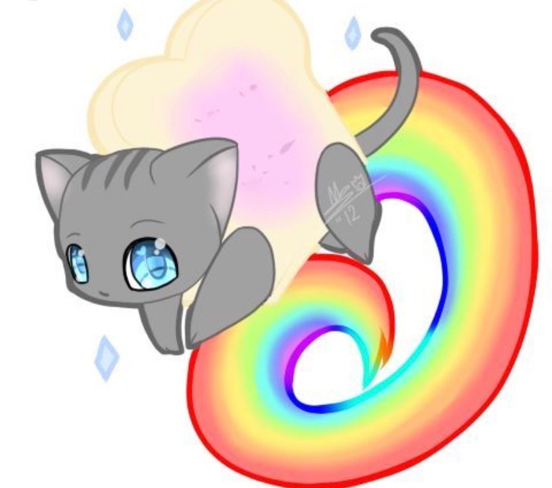 1125x994 Nyan Cat Nyan Cat, Kawaii Cat, Neon Cat