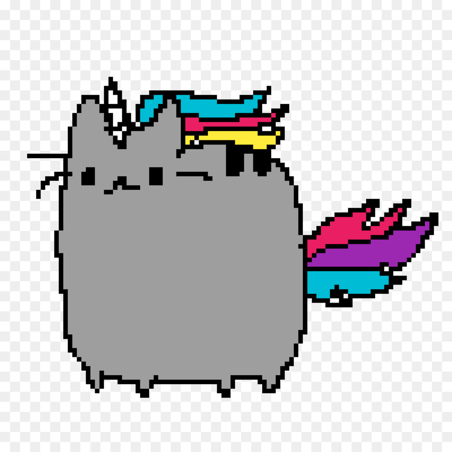 900x900 Pusheen Nyan Cat Gif Drawing