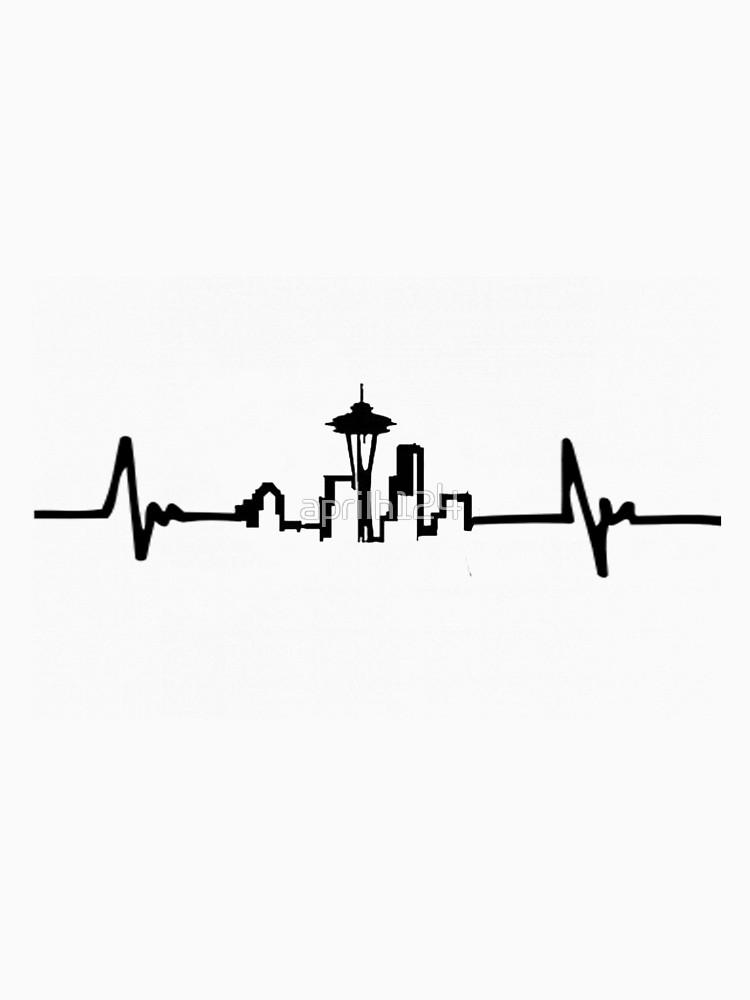 750x1000 Seattle Drawing Free Download