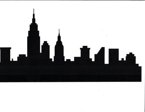 570x440 Silhouette Nyc