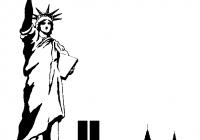 200x140 Clip Art New York City Skyline