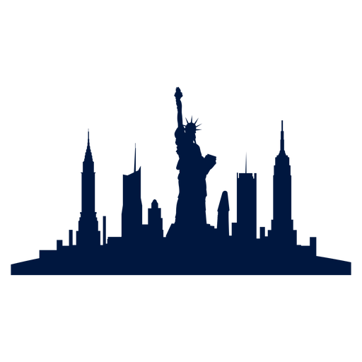 512x512 Collection Of Free Skyline Drawing Nyc Download On Ui Ex