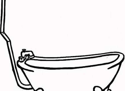 440x320 How To Draw A Bathroom Sink Pencil Art Drawing, Drawing Best