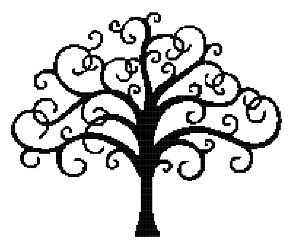 1024x871 Oak Tree Drawing Easy Drawings Drawing Ideas Tree Drawing Easy