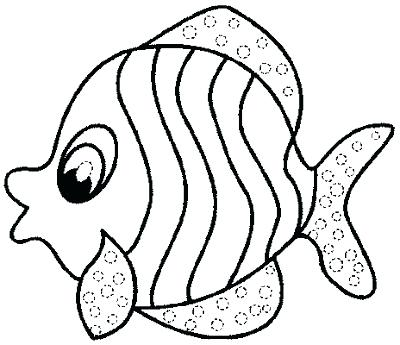 400x345 fish in the sea drawing shark fish in sea deep sea fish drawings