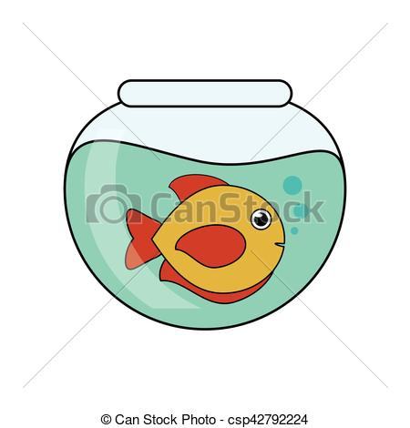 450x470 fish animal cartoon inside bowl design fish animal cartoon inside