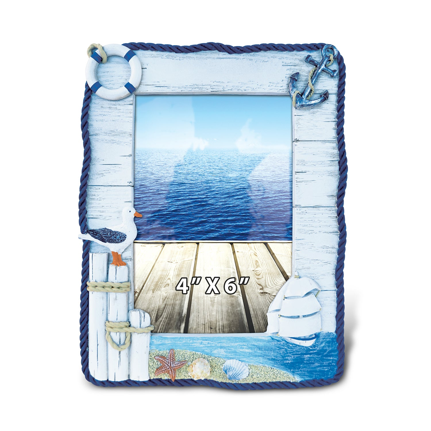 1500x1500 shop puzzled inch x inch maritime ocean scene photo frame