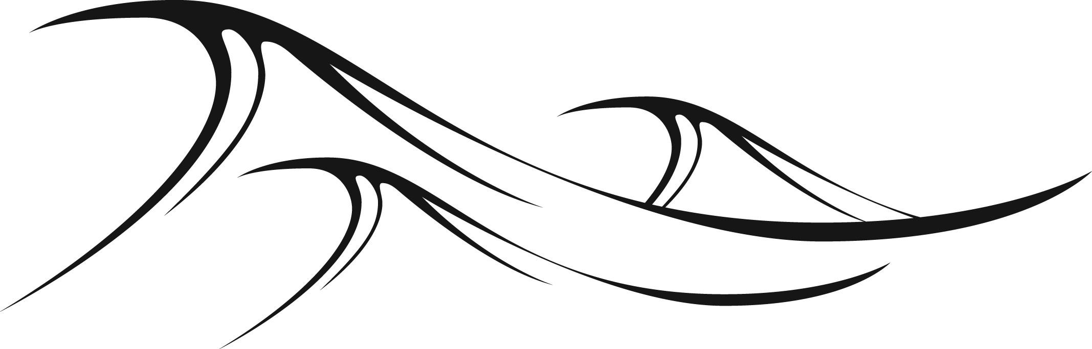 Ocean Wave Line Drawing | Free download best Ocean Wave Line