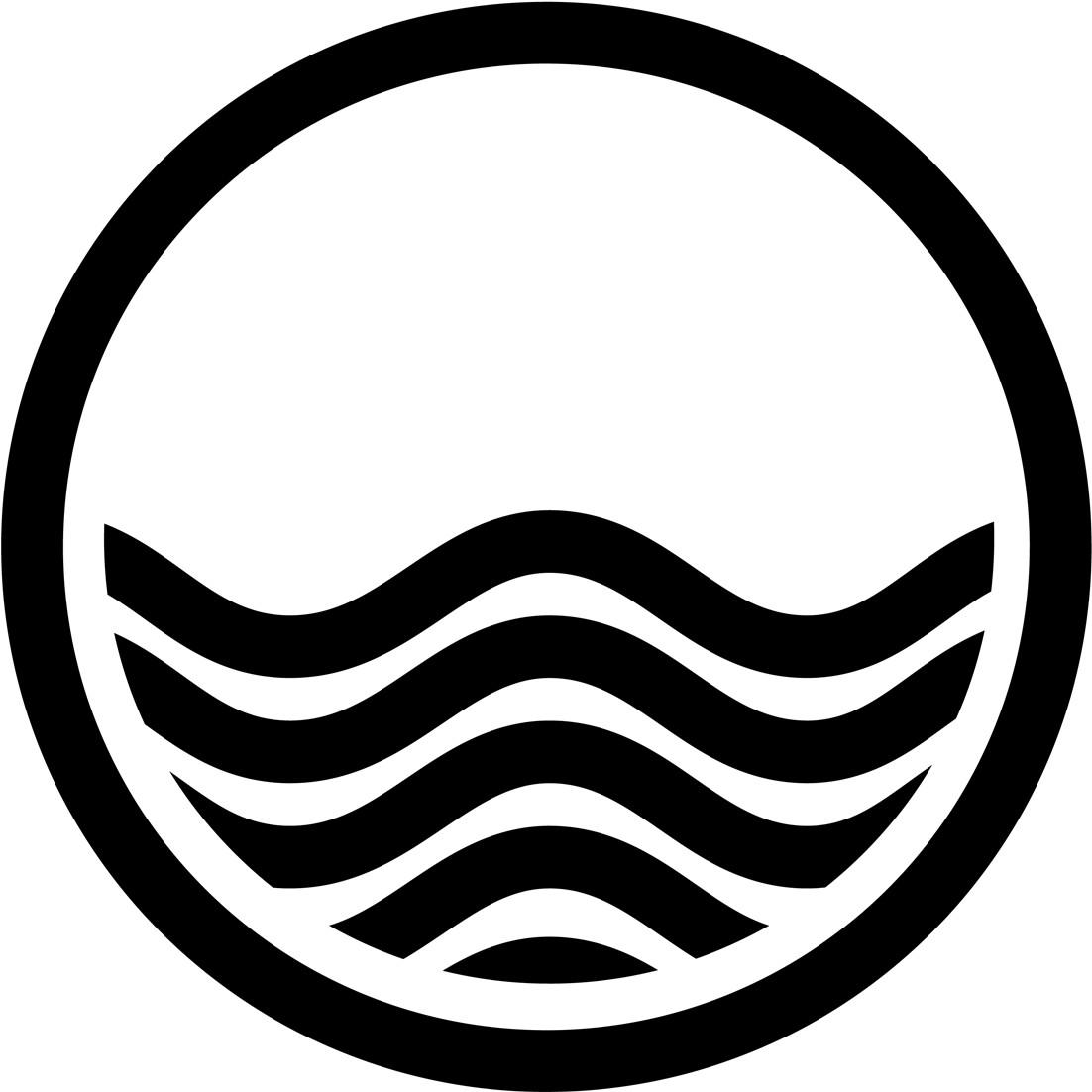 Ocean Waves Drawing Simple | Free download best Ocean Waves Drawing