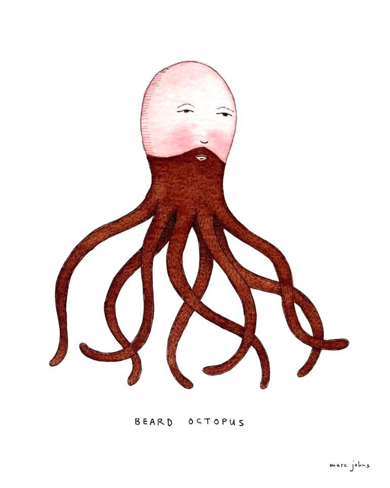 770x963 drawing octopus octopus drawing octopus for beginners