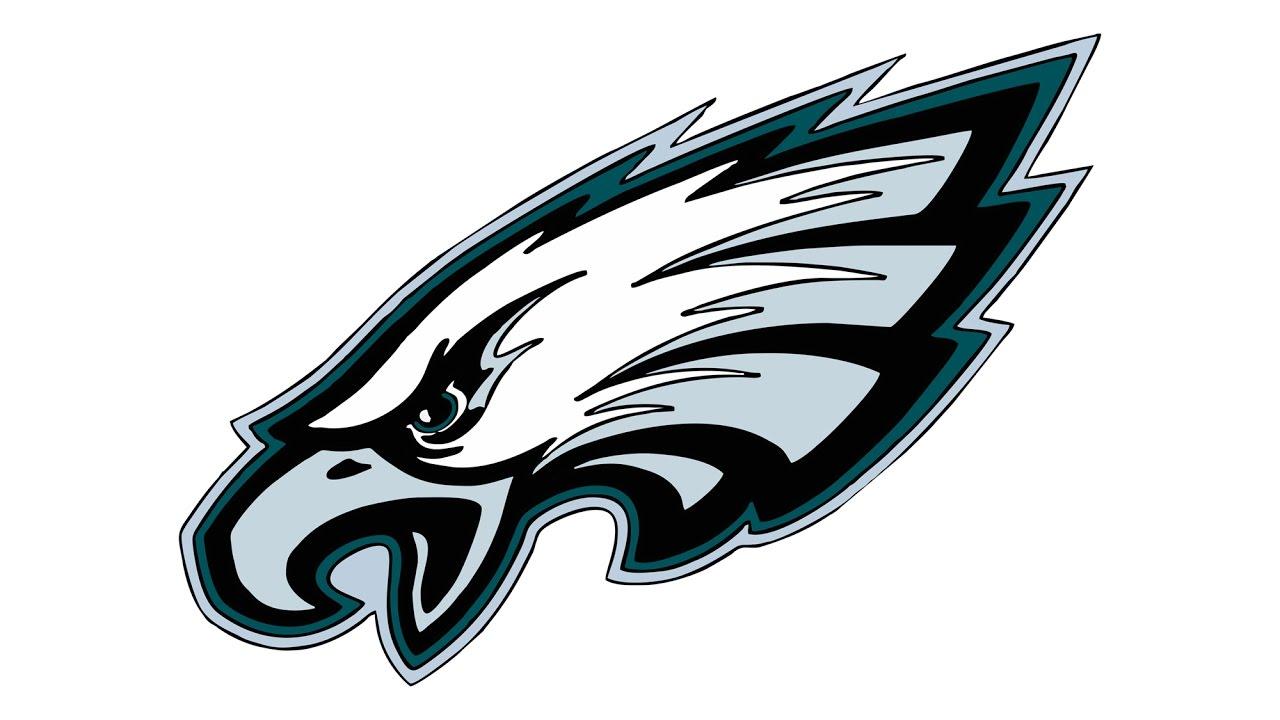 1280x720 How To Draw The Philadelphia Eagles Logo