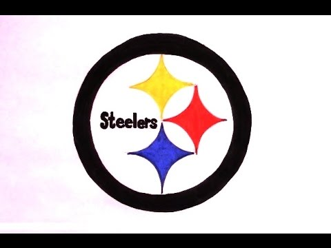 480x360 How To Draw The Steelers Logo