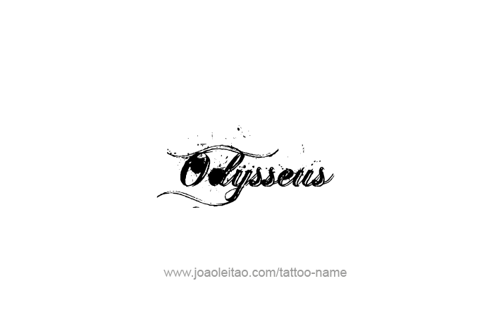 711x470 odysseus mythology name tattoo designs fitness name