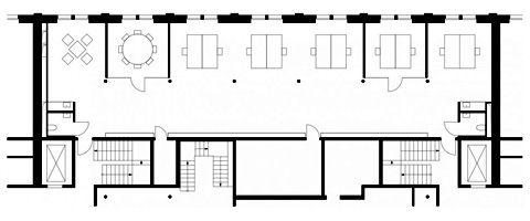 480x200 warehouse office floorplan office warehouse office, warehouse