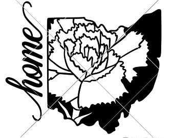 340x270 Ohio State Flower Etsy