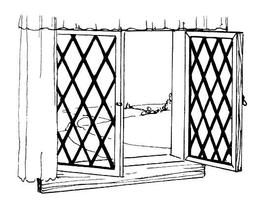 526x428 Casement Window