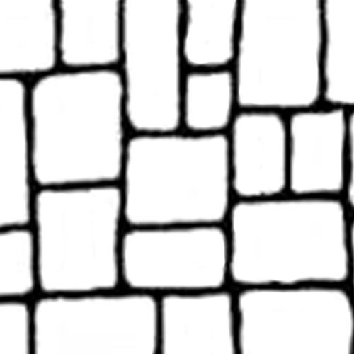 500x500 Frictionpave Patterns Old English Cobblestone