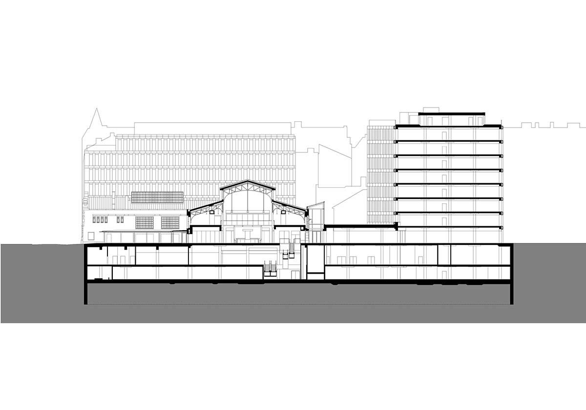 1200x839 Hala Koszyki Jems Architekci