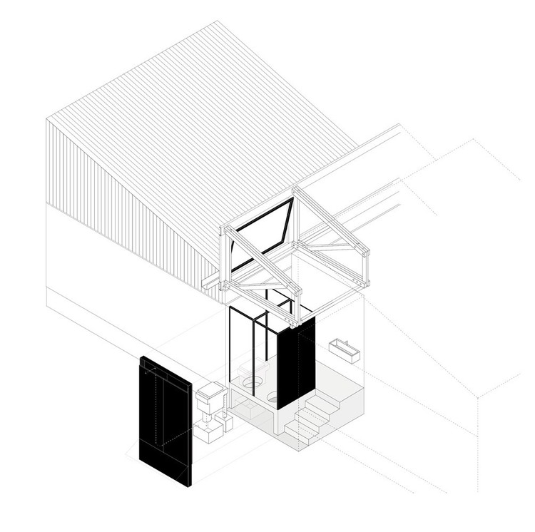 750x746 School Architecture Examples In Plan And Section Archdaily