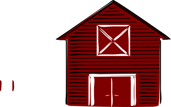 600x377 Collection Of Free Barn Old Cartoon Download On Ui Ex