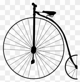 320x326 Cycling Clipart Old Bicycle