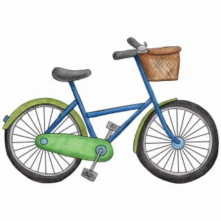320x320 Hd Picture Library Stock Bicycles Drawing At Getdrawings