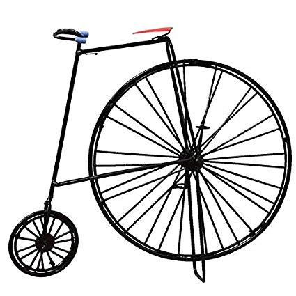 425x425 Decorationbd Vintage Iron Bicycle Model Decoration