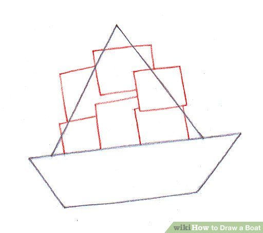 512x454 Ways To Draw A Boat
