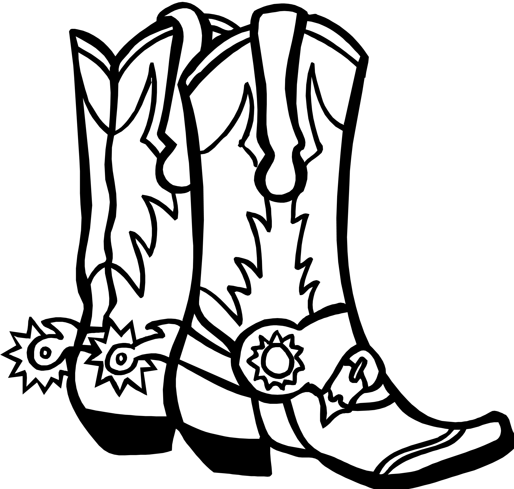1944x1848 Horseshoe Clipart Old West For Free Download And Use