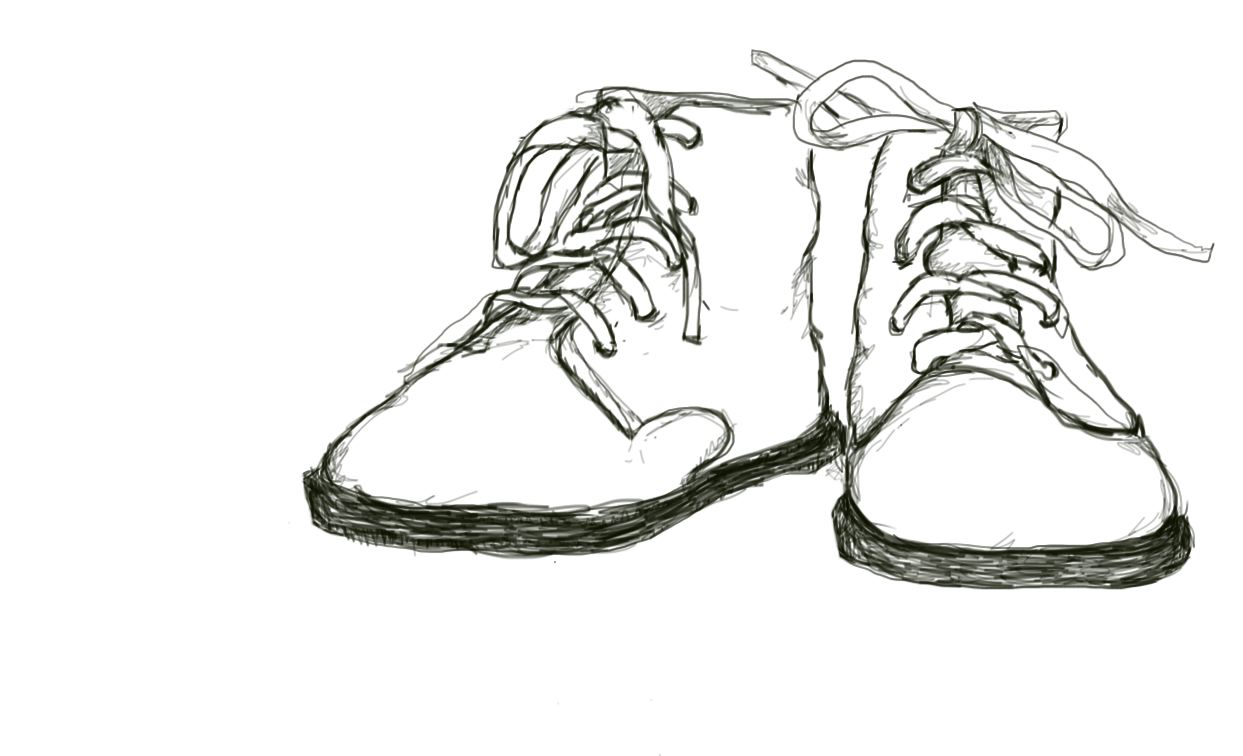1243x756 Old Shoes Bad Drawings
