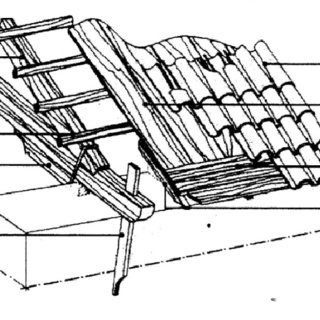 320x320 L'aquila Old Buildings A Typical Roof Typology Scheme