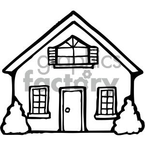300x300 House Clipart