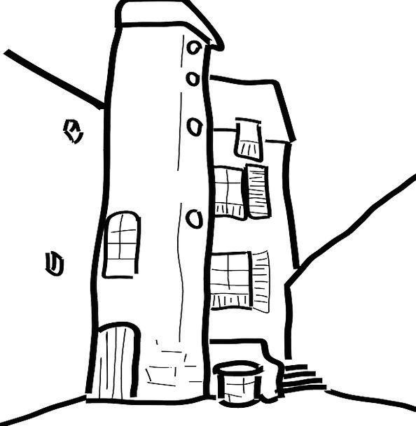 594x609 Building, Structure, Buildings, Ancient, Architecture, Castle