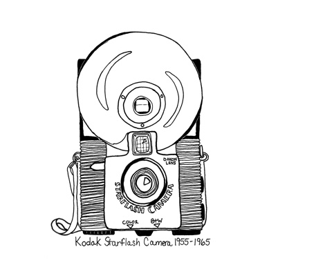 470x403 I Love Drawing Old Cameras Sketches Camera Drawing, Drawings
