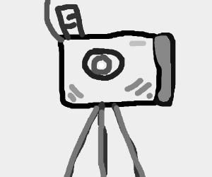 300x250 Old Camera