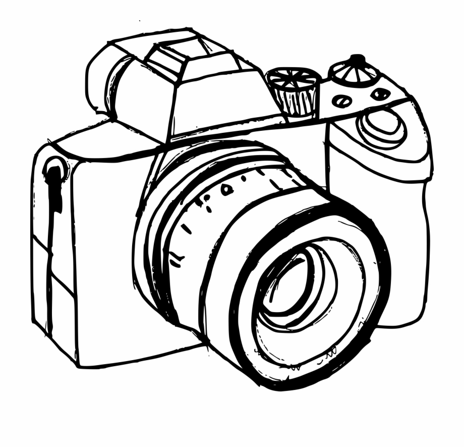 920x885 Old Camera Png