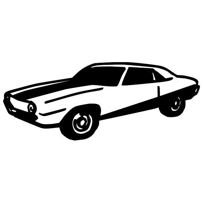 660x660 Huge Collection Of 'old Car Silhouette' Download More Than