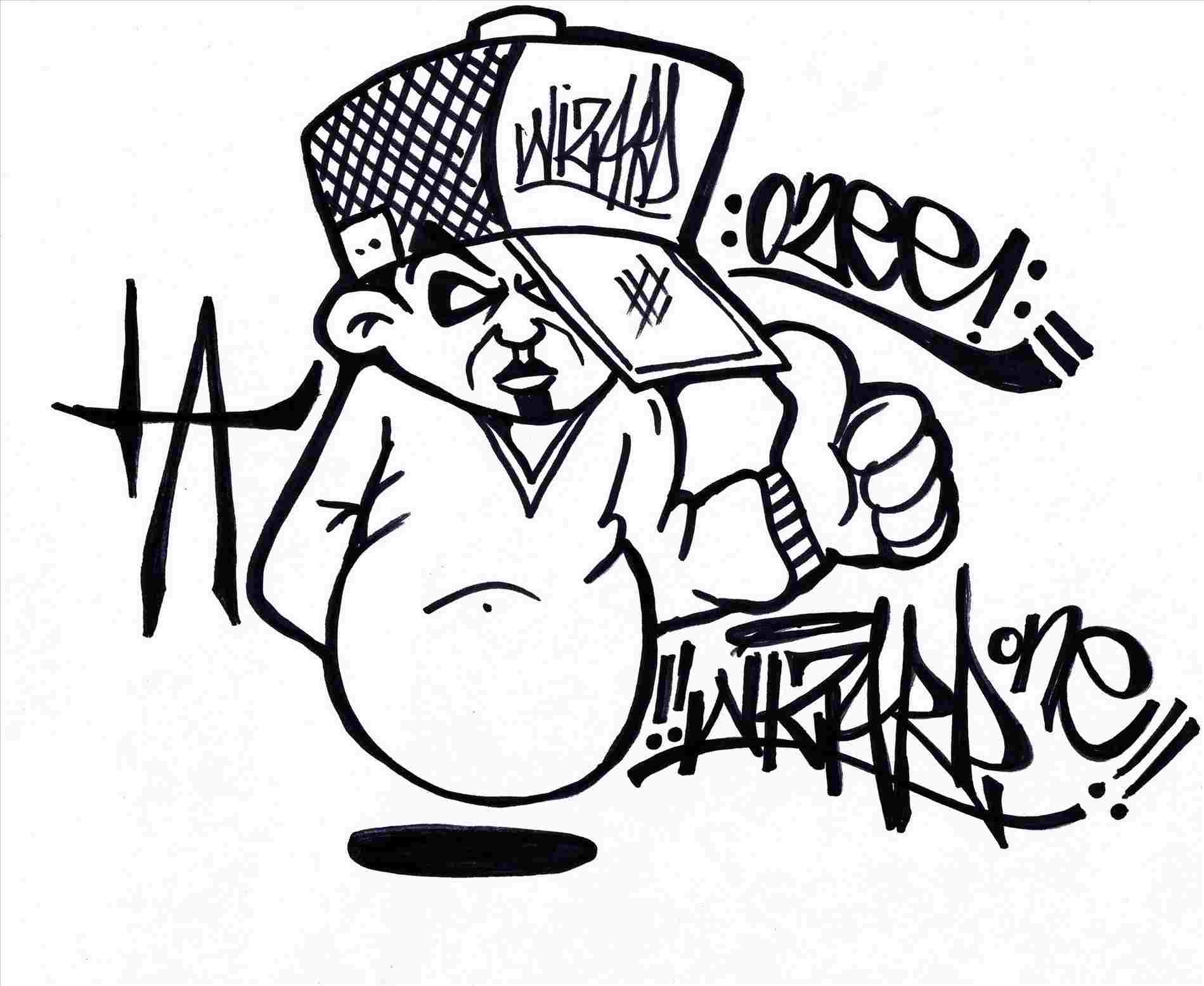 1899x1555 Graffiti Old School Cartoon Drawings