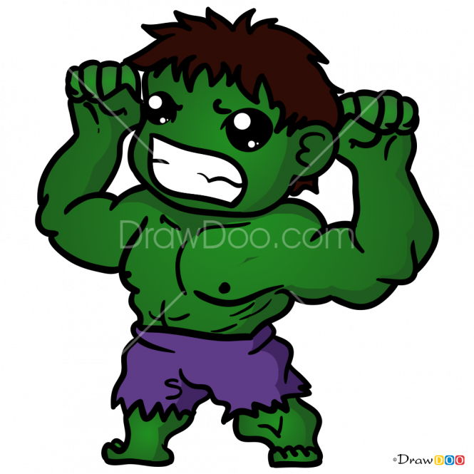 665x665 Collection Of Free Hulk Drawing Cartoon Download On Ui Ex