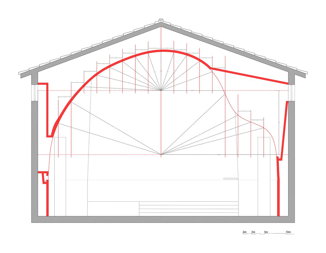 1286x1000 Gallery Of Church Fcc Arquitectura