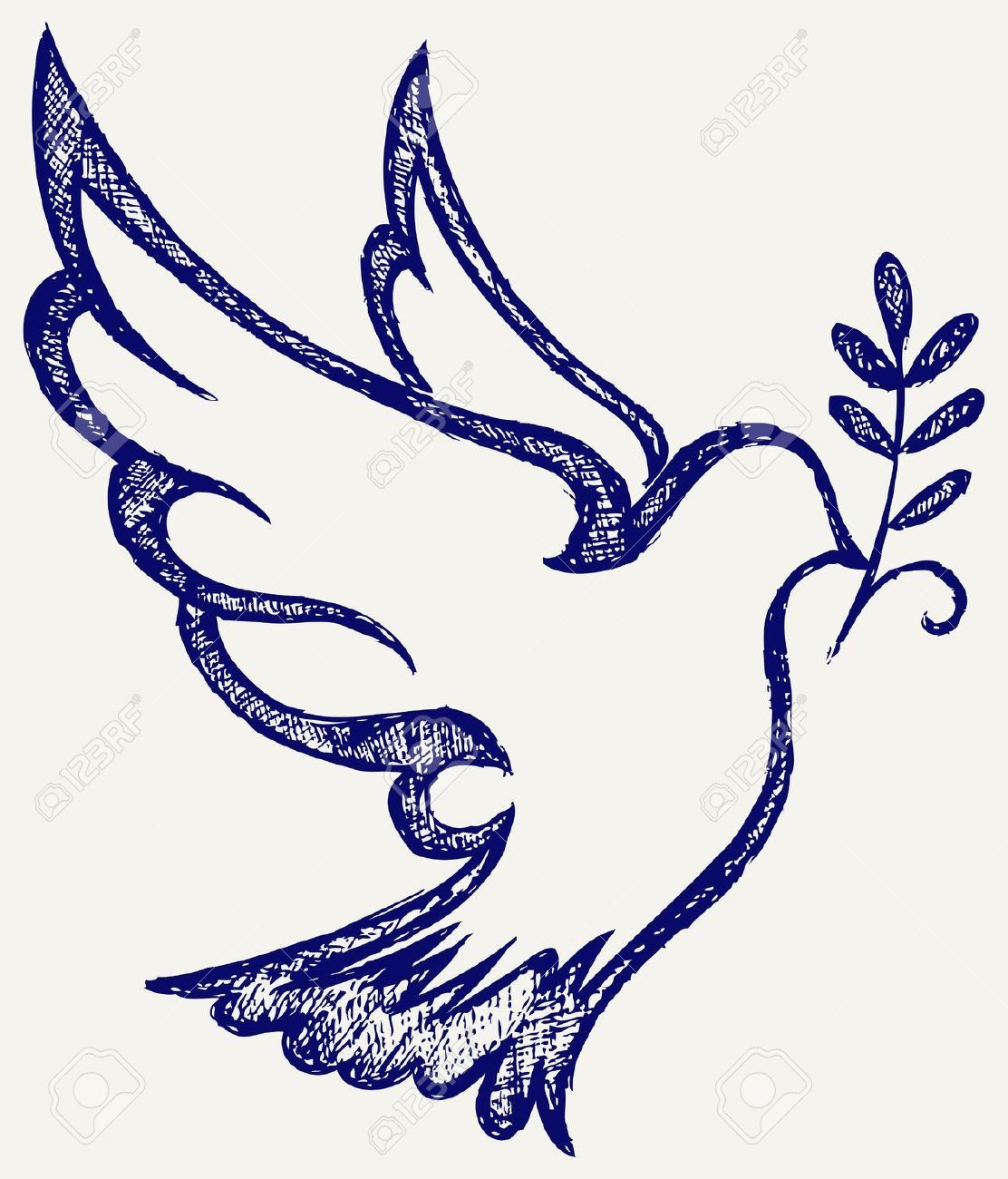 1112x1300 Images For Gt Holy Spirit Dove Drawing Church Decor Dove