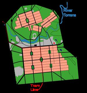 300x321 Grid Plan