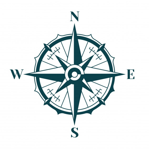 626x626 Compass Rose Vectors, Photos And Free Download