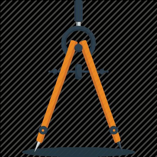 512x512 Drawing Compasses Free Download On Unixtitan