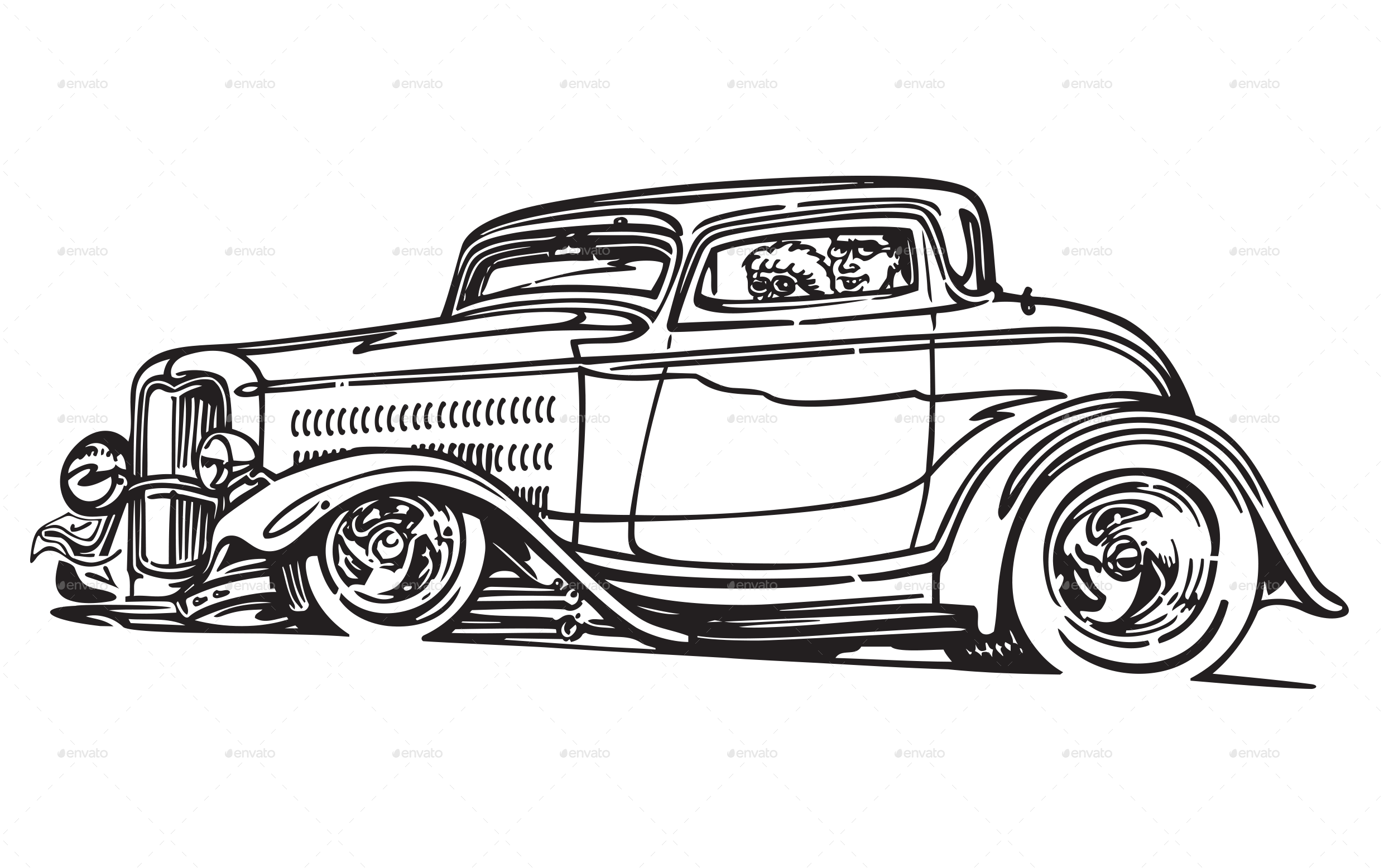 2480x1556 Various Vintage Cars Collection